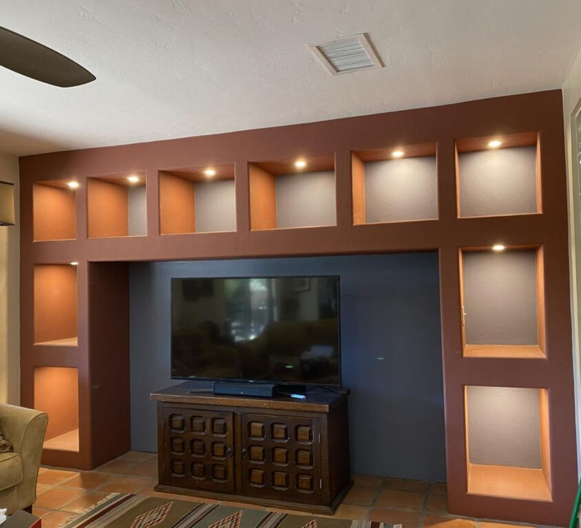Cabinet Lighting Design